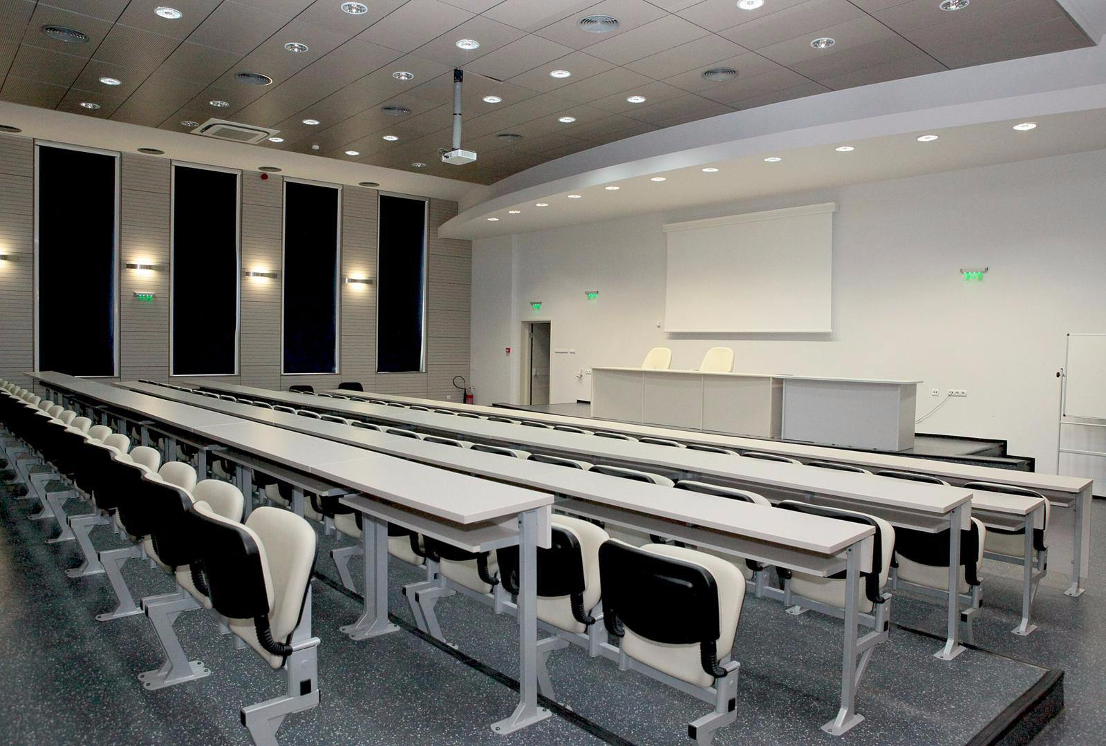 Аудитория, Аудиторен комплекс, Медицински университет - Пловдив
