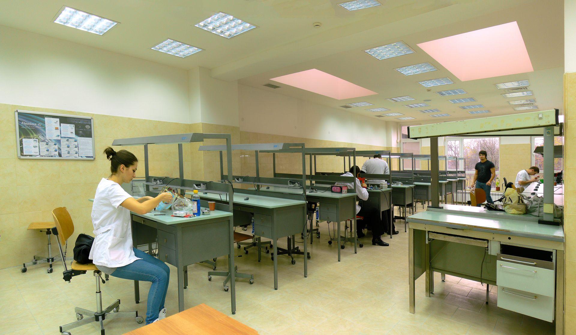 Факултет по Дентална медицина, МУ - Пловдив