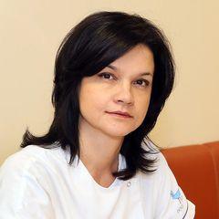 проф. д-р Елена Илиева, дм