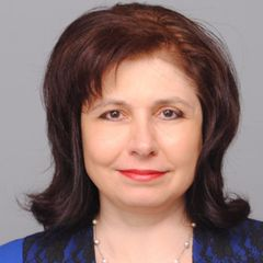 Professor Marianna Murdjeva, MD, PhD, HMM
