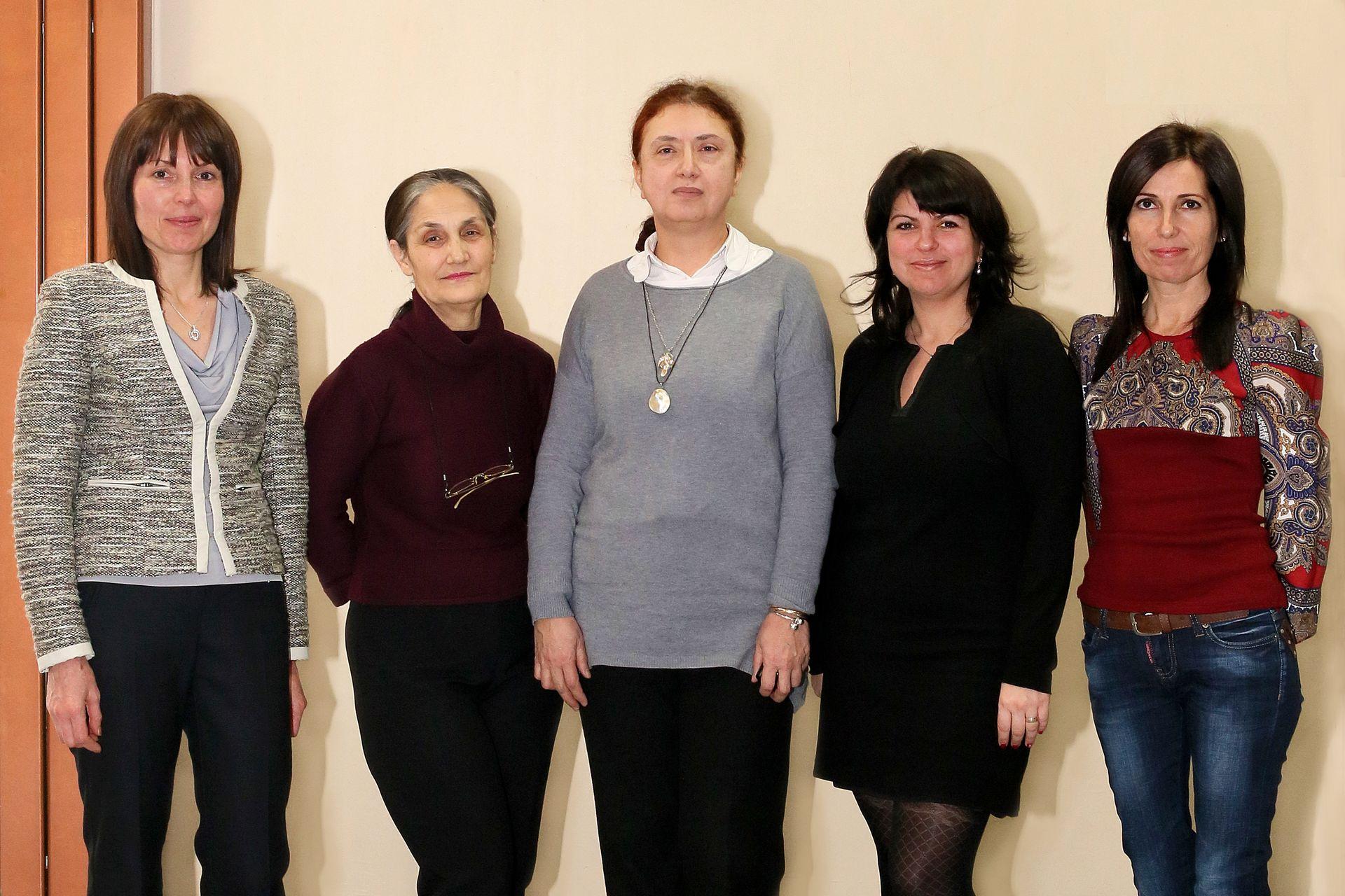 Колектив на специалност Помощник фармацевт, МК, МУ - Пловдив