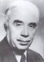 Проф. П. НИКОЛОВ Първи декан на МФ 1945 – 1946 г.