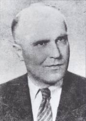 Ректор на ПУ акад. Хр. ДАСКАЛОВ 1947 – 1948 г.