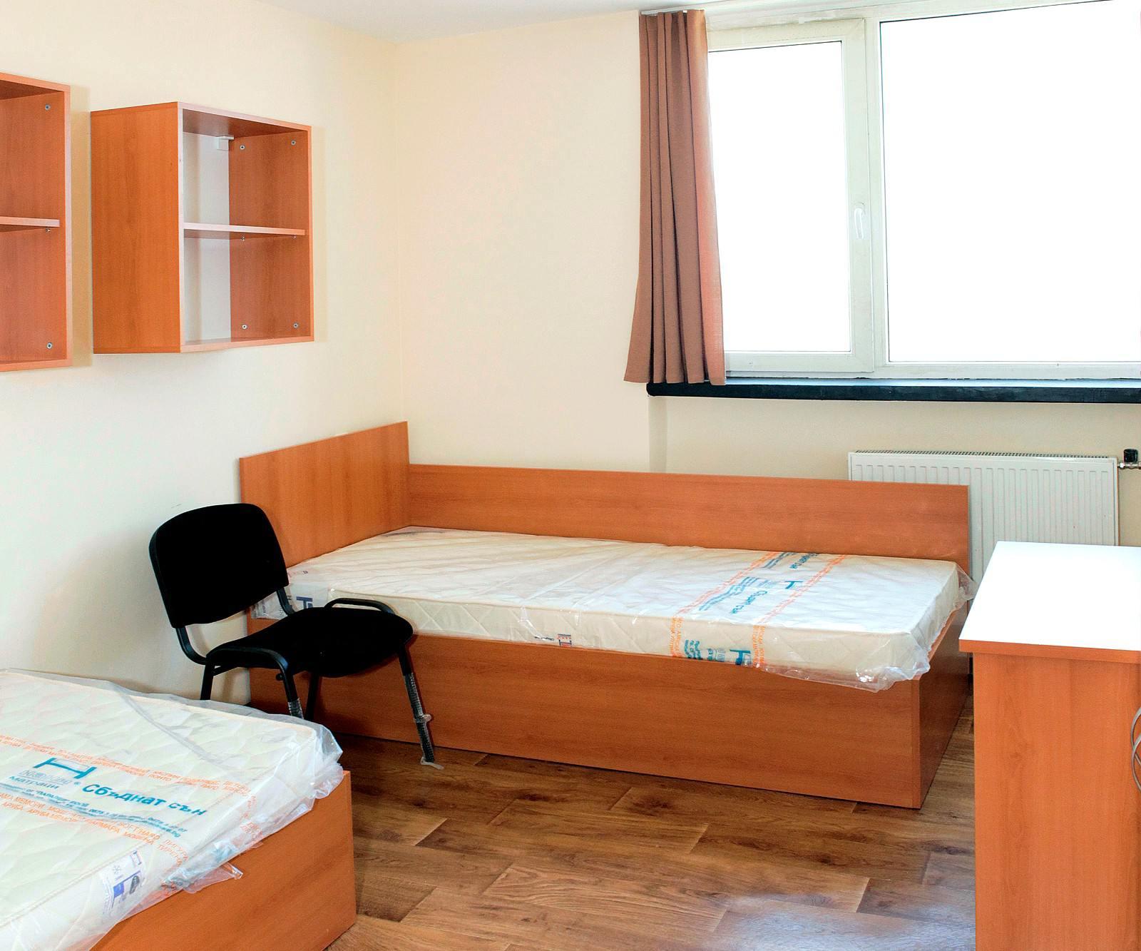 "Room in Student Dormitory ""Tsarevets"""