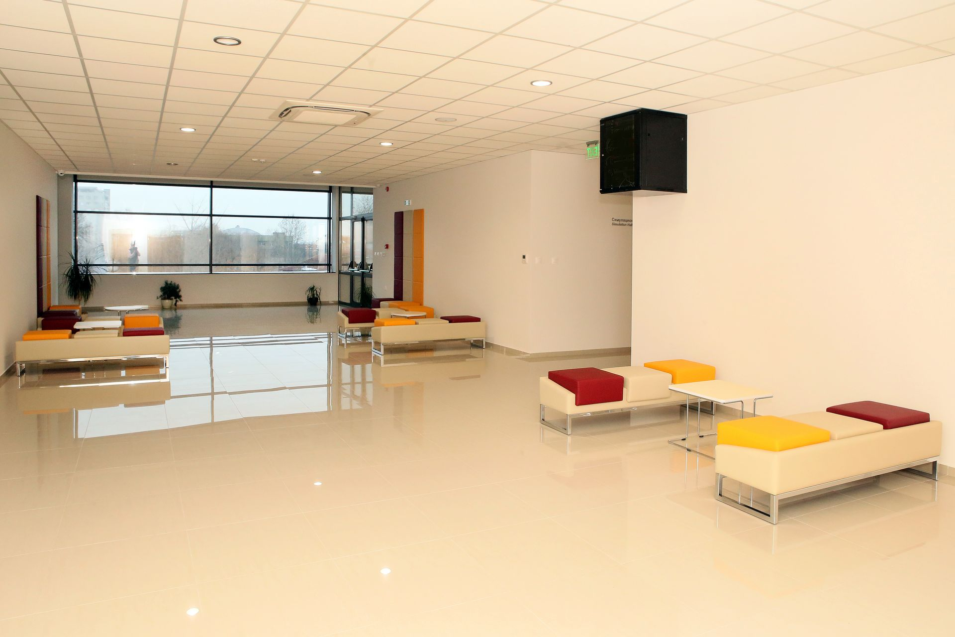 Simulation centre MU-Plovdiv
