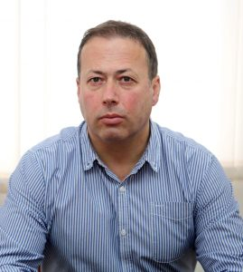 Доц. д-р Илиан Христов, дм