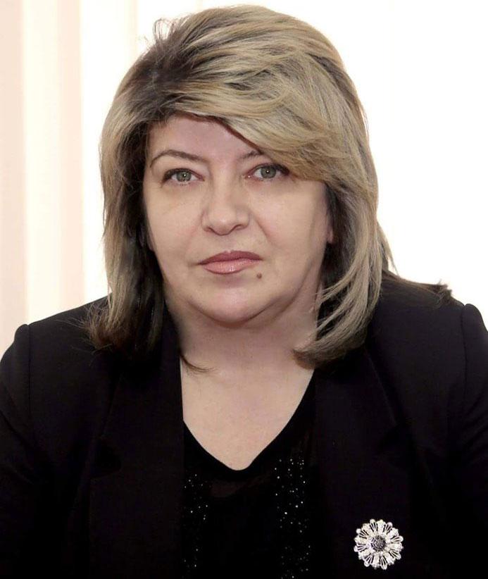 Доц. д-р Мариана Димитрова, дм