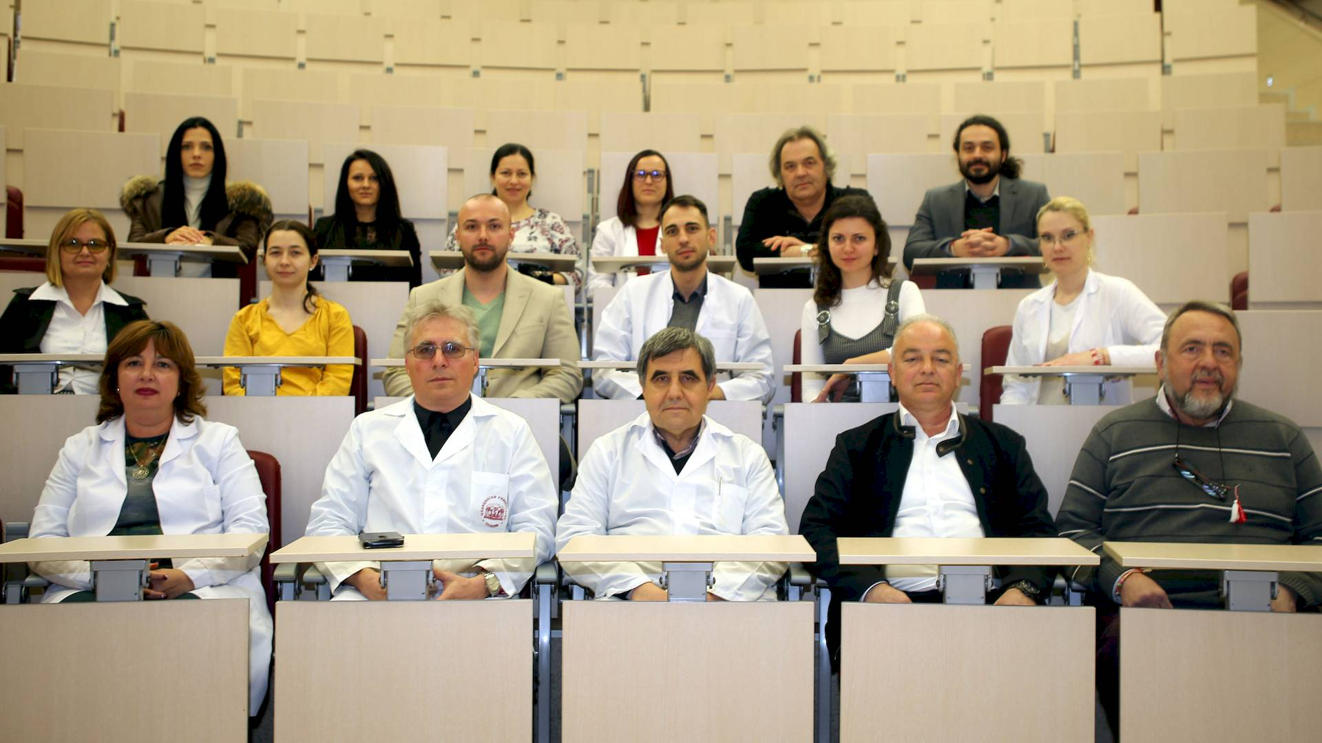 Academic staff - Department of General and Clinical pathology, MU - Plovdiv