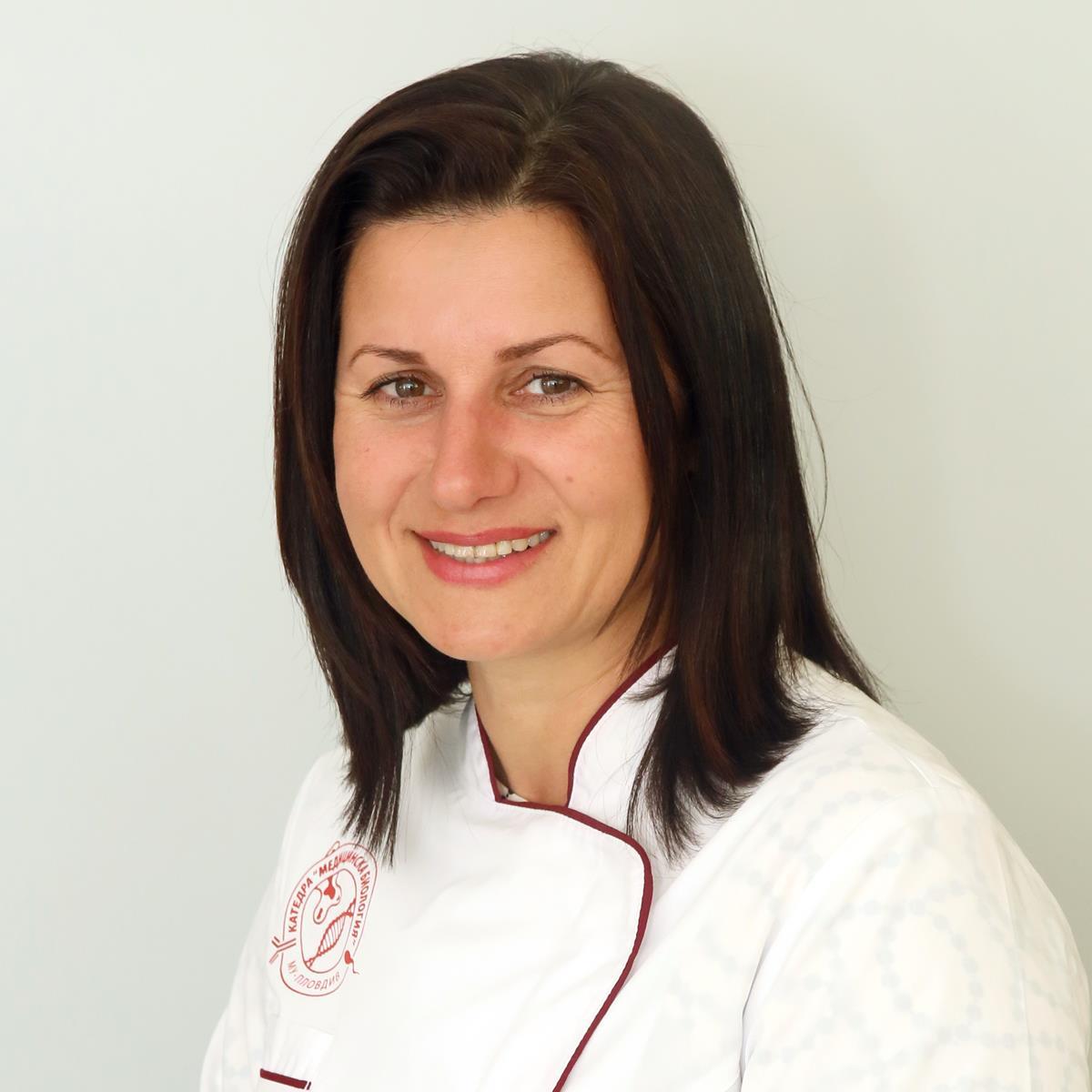 д-р Диана Моландер - докорант