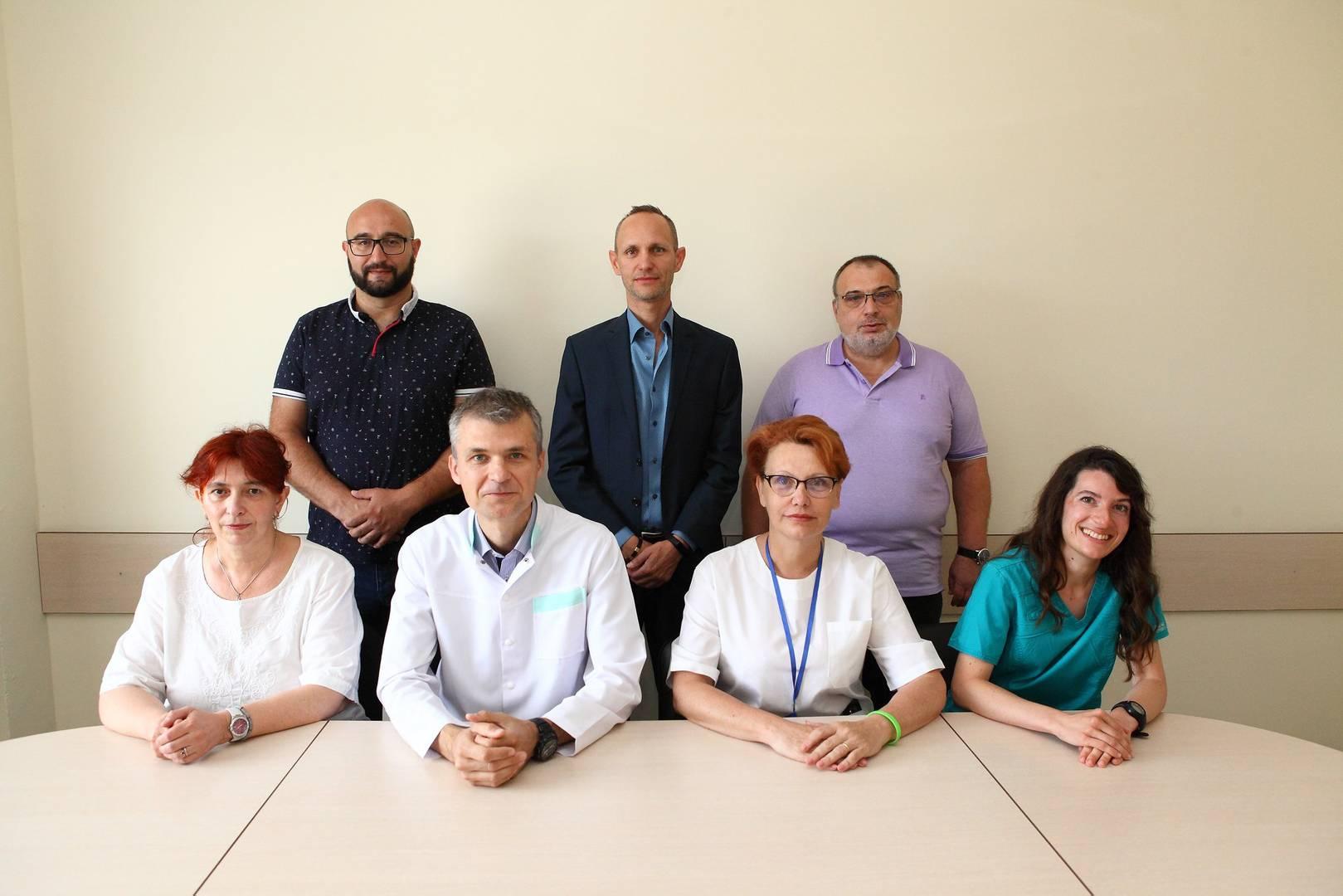 Колектив на катедра по лицево-челюстна хирургия, ФДМ, МУ - Пловдив
