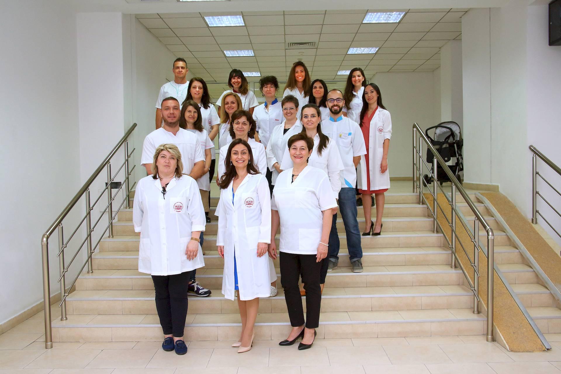 Academic staff - Department of Pediatric Dentistry, MU-Plovdiv