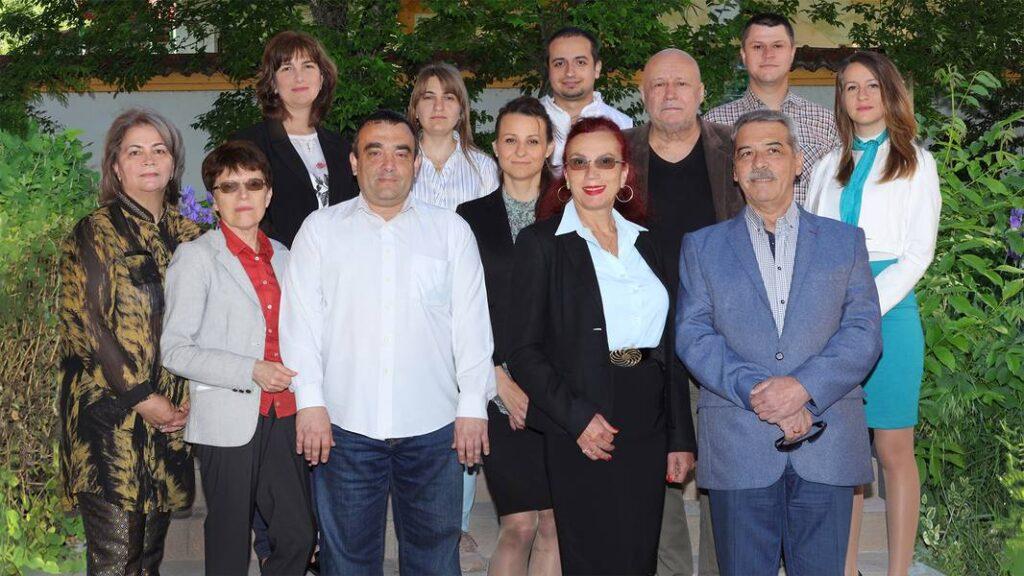 Колектив на катедра по Инфекциозни болести, паразитология и тропическа медицина, МУ - Пловдив